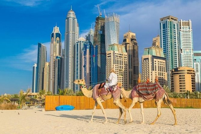 Full Day Private Dubai City Tour Traditional to Modern