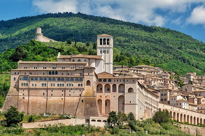 Assisi from Rome - Private Tour