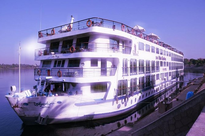 5 days 4 nights Nile Cruise from Luxor to Aswan included sleeping train tickets photo 6