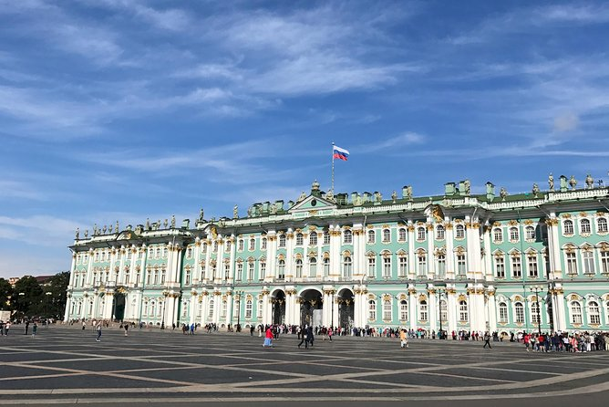 Tour in Hermitage