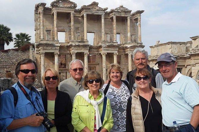 Shore Excursions : Ephesus Small Group Tour