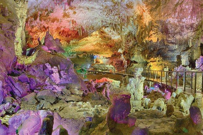 Visit Gelati, Martvili Canyon and Prometheus Cave with Branduus