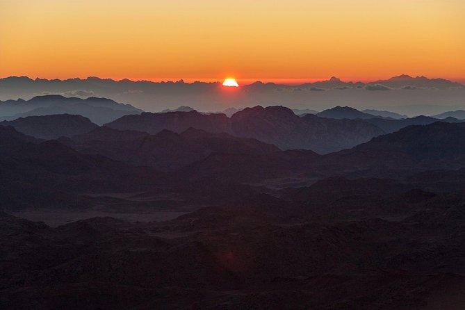 Sunrise Pilgrimage On Mount Sinai & St. Catherine's Monastery