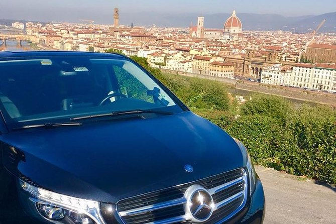 Florence to Turin Private Car/Van Transfer