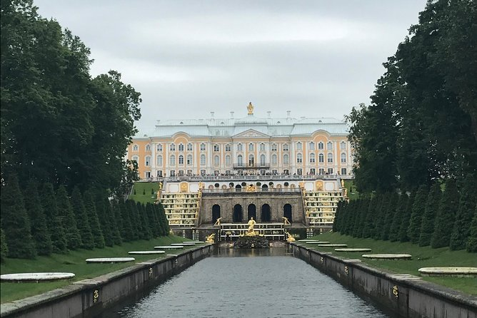 Peterhof Tour photo 1