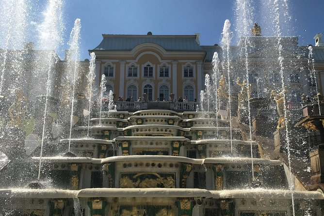 Peterhof Tour photo 7