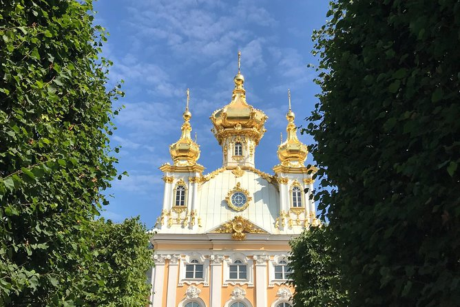 Peterhof Tour photo 2