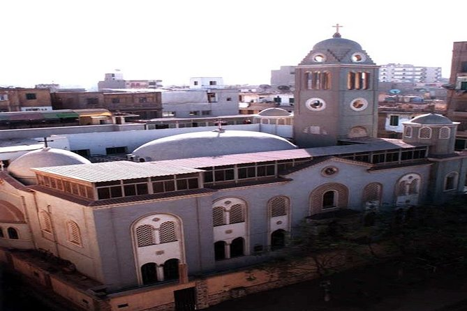 Coptic archaeological tour in Assiut