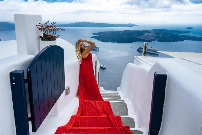 Long Tail Dress!