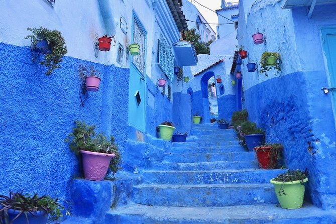 A day tour to the blue city of Chefchaouen
