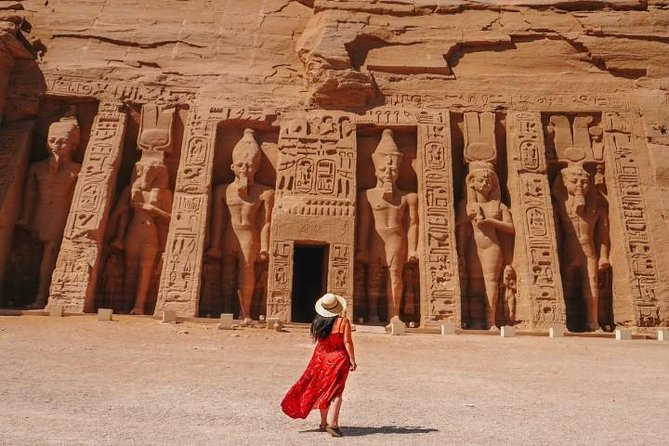 Day Tour To Abu Simbel By Car From Aswan