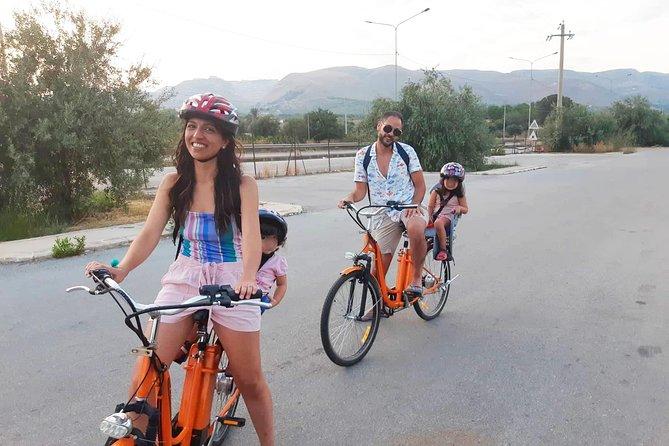Electric bike rental (E-Bike) in Avola