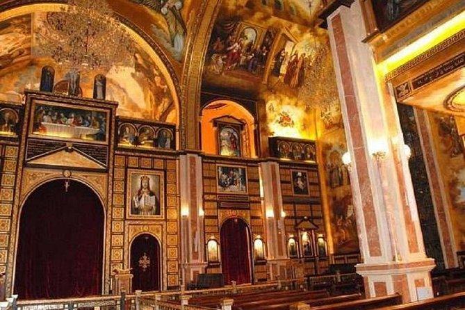 Trip to Orthodox Church in Sharm El-Shaikh