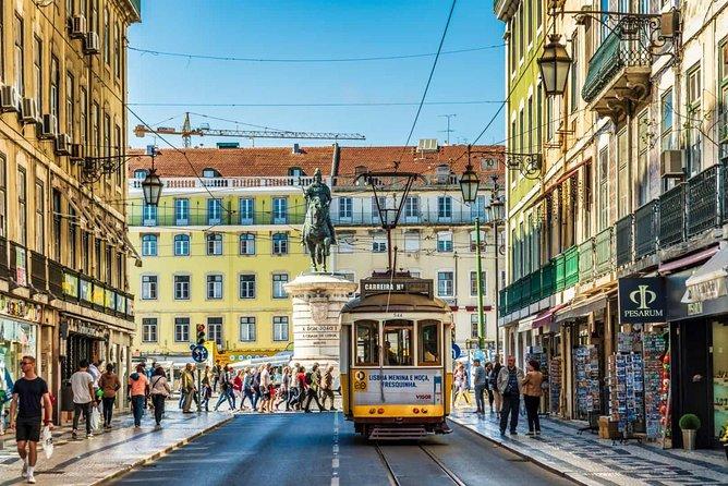 Discover & Feel Lisbon like a Local: Small-Group Tour