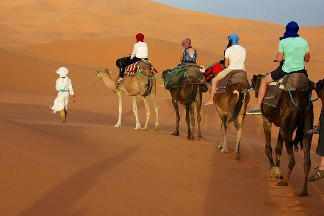 Marrakech to Merzouga-3 Days desert tour photo 1