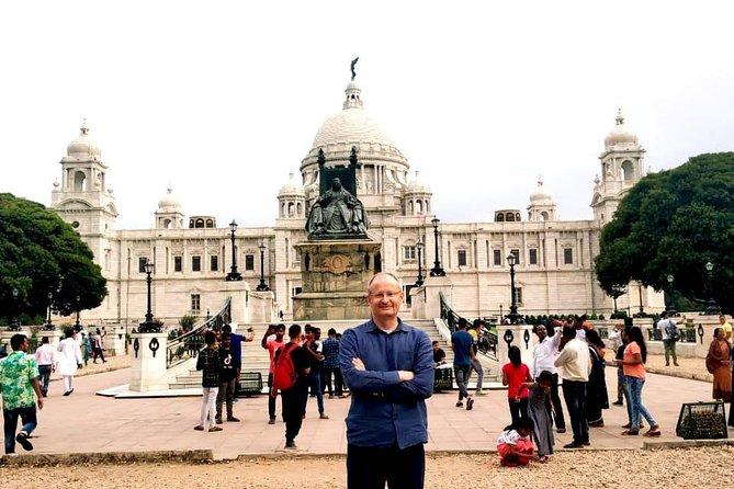 British Raj Heritage walk in Kolkata with guide