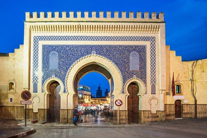 Fez Rampart Tour
