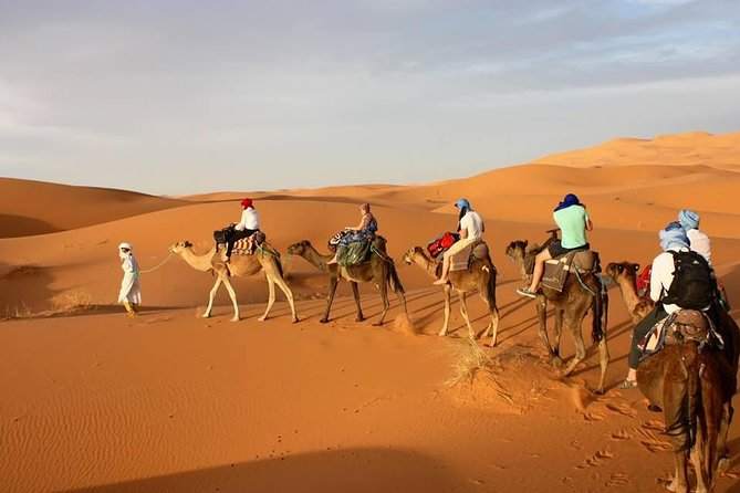 Marrakech to Merzouga-3 Days desert tour photo 6
