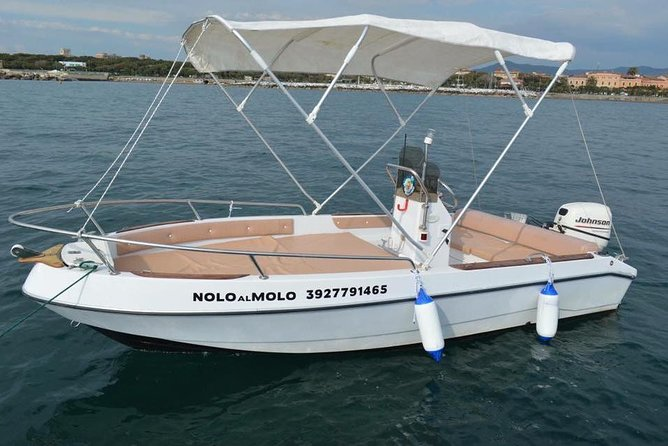 Boat rental gio mare 1 with mercury 25 hp 4-stroke engine - Without driver