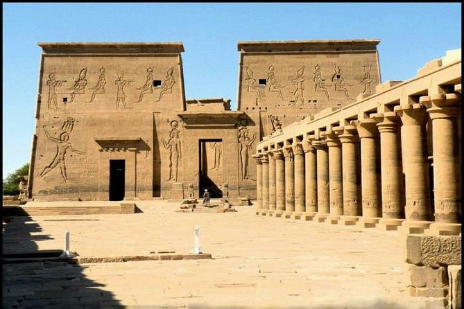 Day Tour To High Dam, Philae Temple, & Unfinished Obelisk
