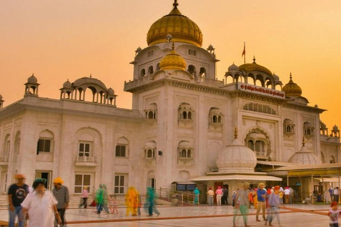 Private Old and New Delhi City Tour (8-hours) photo 3