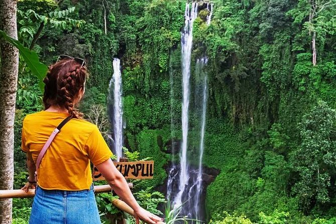 Bali : Sekumpul Waterfall, Handara Gate, Bratan Lake, All ticket Inclusive
