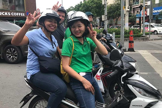 Private Saigon Sightseeing Tour by Scooter