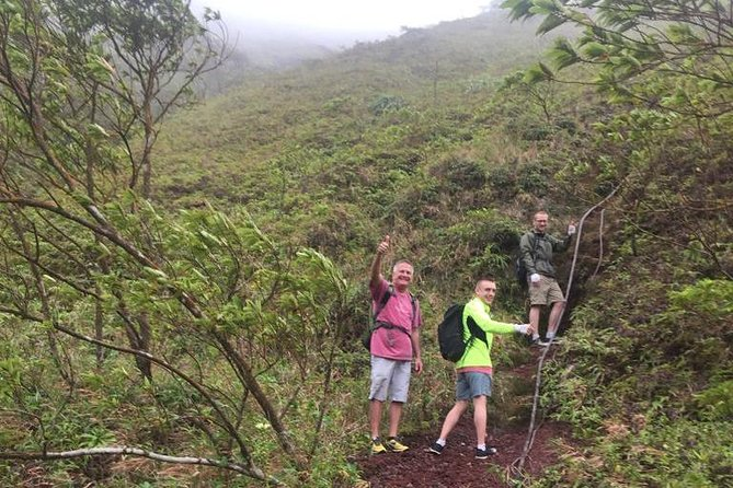 Soufriere Volcano Hike