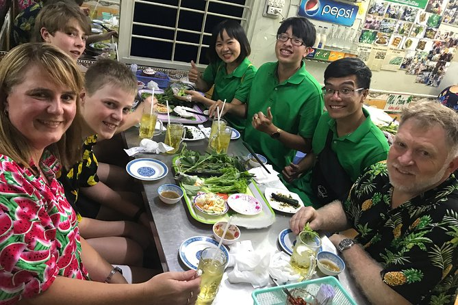 Private Saigon Night Food Tour by Scooter