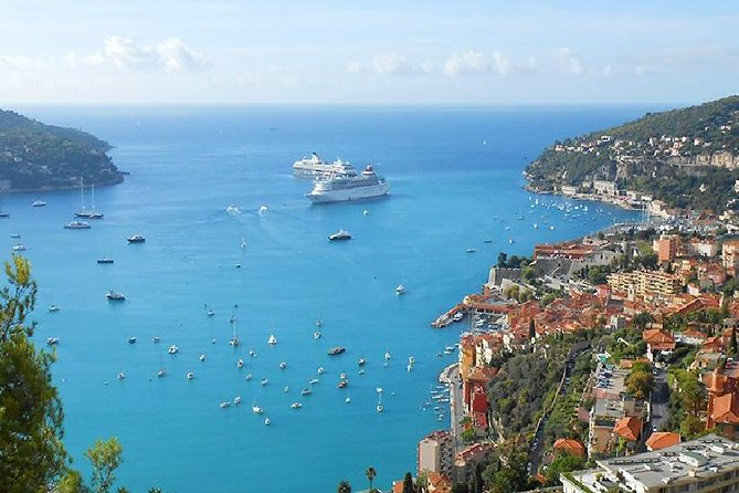 Seacoast view & Monaco, Monte-Carlo Full Day Shared Tour from Nice