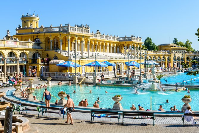 Discovering Thermal Baths of Budapest Tour