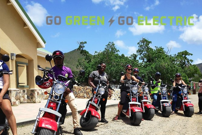 Electric Harley-scooters and Rainforest Adventure Combo Tour.