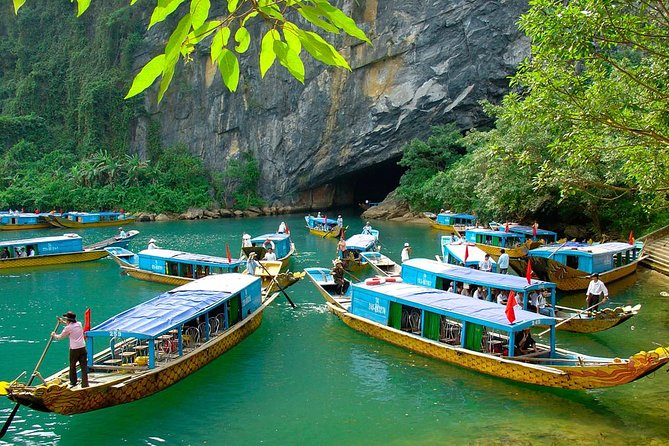 Phong Nha cave & Paradise cave day trip