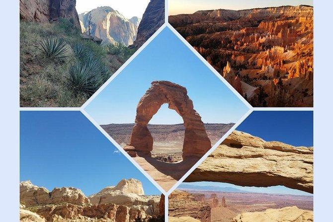 6 Day Trip: Utah National Parks
