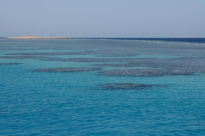 Full Relaxing Day to the Red Sea from Cairo Hotel Private Tour
