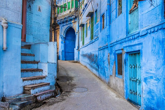 Blue City Walk (2 Hours Guided Walking Tour)