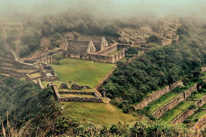 Choquequirao Trek (5 Days)