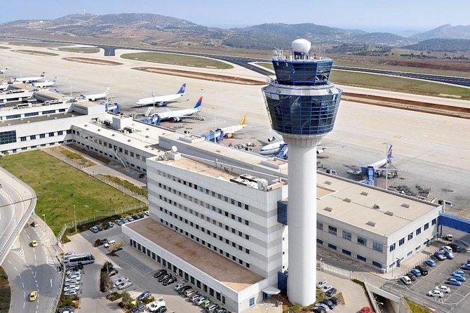 Chalkis to Airport Eleutherios Venizelos or the opposite