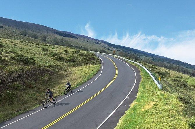 Haleakala Downhill Self-Guided Bike Tour