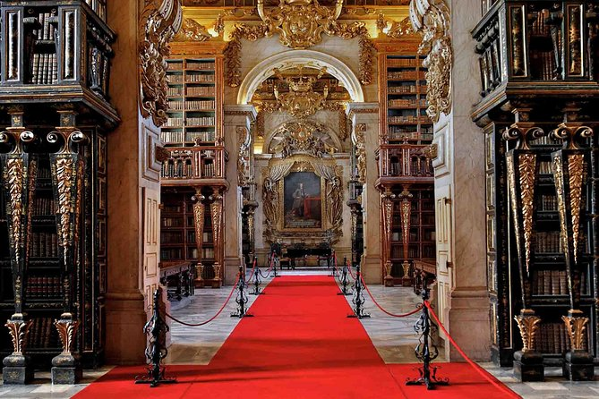 University of Coimbra - Private guided tour, without queue and entrance ticket