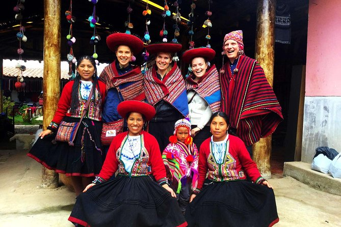 06 Day Andean Jewels of Cusco - Private Service