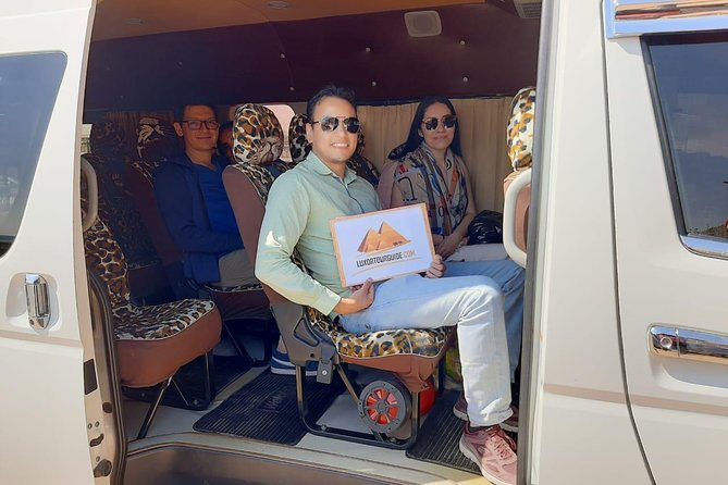 Private transfer - Aswan to Abu Simbel and return