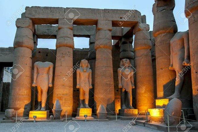 Luxor East Bank (karnak Temple & Luxor Temple)