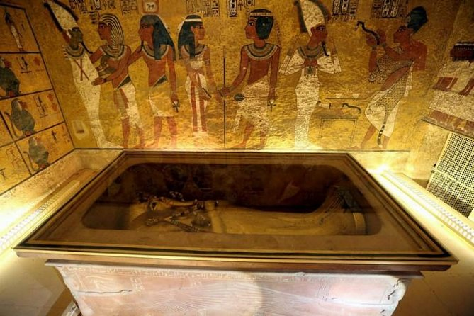 Full Day Tour To Luxor (east & West Bank)