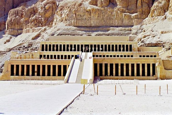 Day Tour To Luxor West Bank