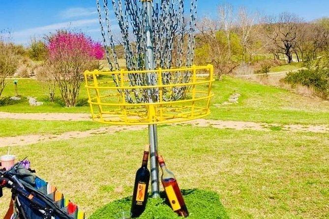 Play Austin's #1 Disc Golf Course