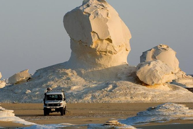 White Desert and Bahariya Oasis Tour From Cairo