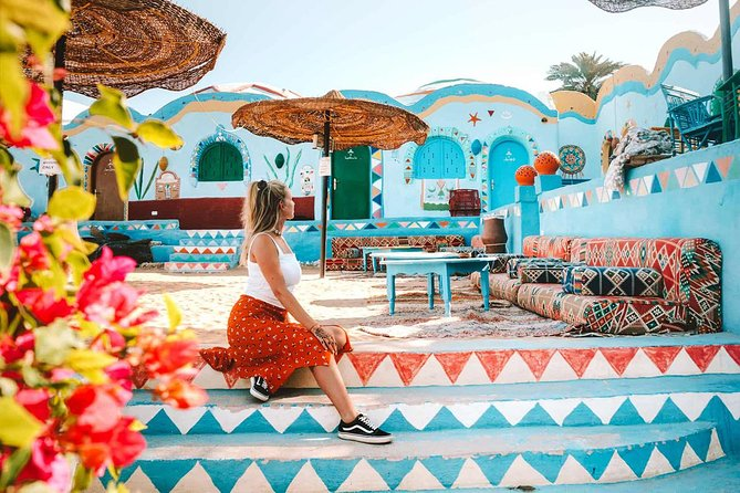Private tour to Nubian village from Aswan