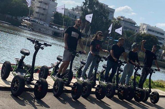 EZRaiderTLV Tours In Tel Aviv