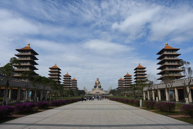 Fo Guang Shan Temple and Buddha Memorial Center, Kaohsiung City